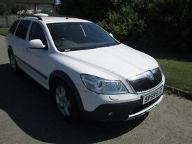 SKODA SCOUT DOG CARRIER VEHICLE 2 X DOGS