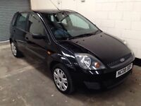 2008 Ford Fiesta Style 1.4 tdci 5 Door £30 A Year Tax 60 mpg 12 month Mot 3 Month Warranty