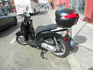2007 Kymco People S 125 Motor Scooter