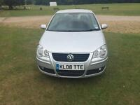 2008 Volkswagen Polo 1.4 Match 5dr