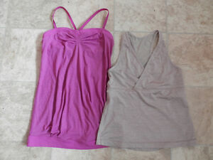 Exercise tops (Lululemon)
