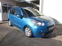 Citroen C3 Picasso 1.6HDi ( 92bhp ) Exclusive - 2 Owners Full History!!!!