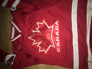 Sidney Crosby Canadian Olympic Jersey