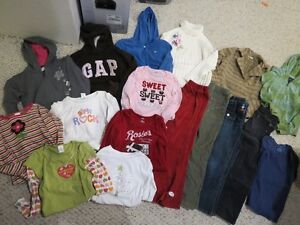 Huge Lot of Girls Size 8 clothes
