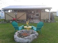Lake Erie Waterfront Trailer Park - Autstins Trailer Park