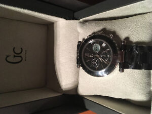 Montre Guess Collection Noir - Guess Collection Watch Black