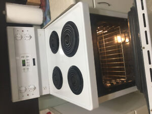 Stove for sale. Just like brand new.