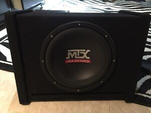 Selling my subwoofer brand new