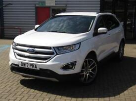 2017 FORD EDGE 2.0 TDCi 210 Titanium 5dr Powershift