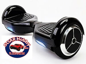 Soar Hobby has 6.5' Hover Board with Bluetooth $319.00+tax
