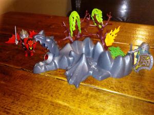 Playmobil Dragon rock 4147