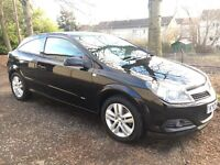 08 Reg Vauxhall Astra 1.4 SXI 3dr Coupe (NEW SHAPE) not focus mondeo vectra corsa 307 fiesta megane