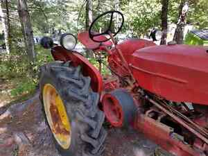 MASSEY Harris  30 HP GAS TRACTOR only $ 2400 Kingston Kingston Area image 6