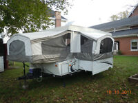 camper trailer in excellent condition