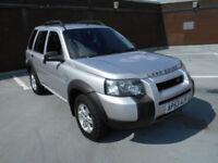 (53) 2004 Land Rover 1.8 SE Service History 1 YEARS MOT