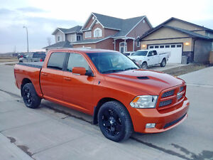 2010 Dodge Ram 1500 Crew Cab Sport***ONE OF A KIND***