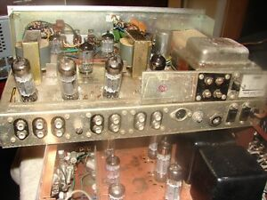 Knight KNI 935 All Tube Stereo Amp ( Made in Japan )