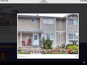 3 Bed Condo Recroom rental AC $1100 May 409 Thompson fireplace