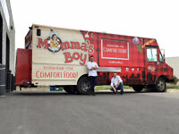 Momma's Boy Food Truck Catering!