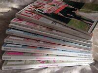 Brides and Wedding magazines