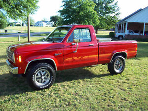 WANTED Looking for 1985-92 Ford Ranger Pickup Truck