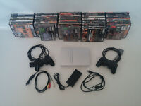 Sony SCPH-79001  PlayStation 2 Slim Game Console Ceramic Silver