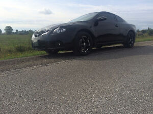 2012 Accident Freee Nissan Altima Coupe sr or trade