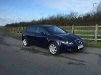 Seat Leon 1.9TDI 2007 Stylance finance available from £20 per week