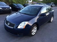 2007 Nissan Sentra 2.0S (Automatic - 132KM - Power Windows - AC)