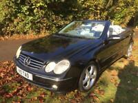 Mercedes-Benz CLK200 Kompressor 1.8 auto Avantgarde