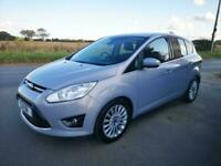 FORD C-MAX 1.6 TITANIUM PETROL LOW MILEAGE GREAT HISTORY AND NEW CAMBELT KIT