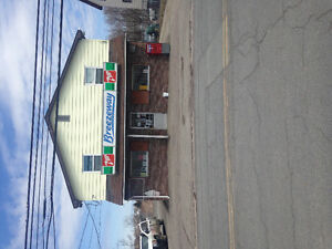 Convenience Store and 2 apartments