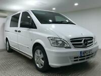 2013 Mercedes-Benz Vito 2.1 116CDI Dualiner Sport Compact Panel Van 5dr (EU5) Ot