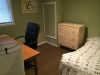 Furnished Room near VGH and /BCWHBCCH and St. Paul's