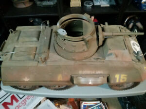 2001 Hasbro 1/6 Scale GI Joe WWII Greyhound M8 Light Armored