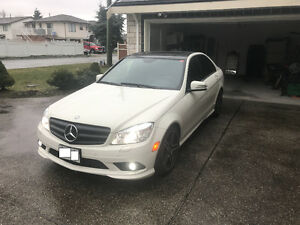 2010 Mercedes-Benz C300 4Matic Sport