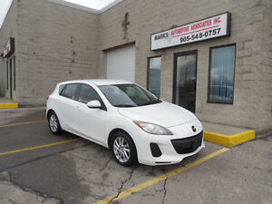 2012 Mazda 3 Hatchback - (81,000 kms)