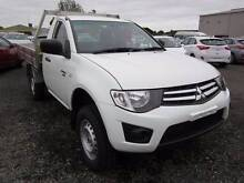 2010 Mitsubishi Triton Ute Horsham 3400 Horsham Area Preview
