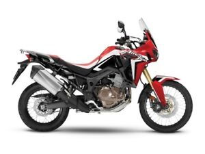 2017 Africa Twin DCT Save $1000!
