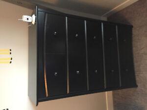 Storkcraft 5 drawer dresser