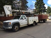 Tree removal business for sale