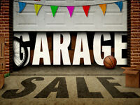 CYBER MONDAY $5+ GARAGE // YARD // SALE