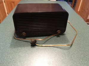 Antique Philco radio $29