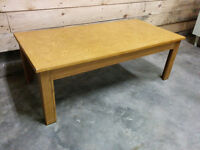 Maple Coffee Table - Delivery
