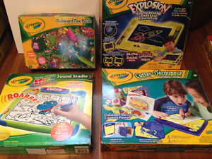 All Crayola Crafts and Fun  All For 20 Bucks St. John's Newfoundland image 1