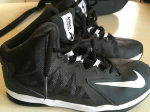 Youth (not child) Basketball Runners in great shape. Size 4.5