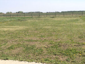 Residential Lot For Sale Monterey Estate #4 in Wetaskiwin, AB