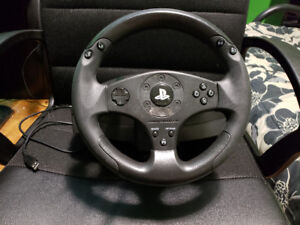 Thrustmaster T80 Racing Wheel PS4. PS3, PC
