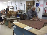 Upholstery Classes coming soon!