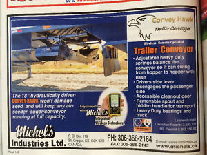 Michel,s Trailer Conveyor